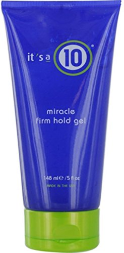 it's a 10 Miracle Firm Hold Gel 5 oz (Pack of 12) by It's a 10