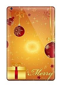 New Fashion Premium Tpu Case Cover For Ipad Mini/mini 2 - Holiday Christmas