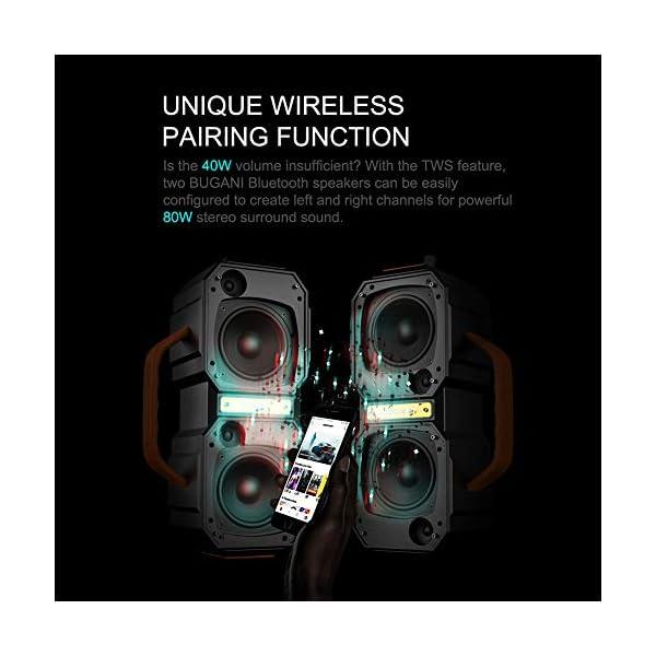 wireless pairing speaker