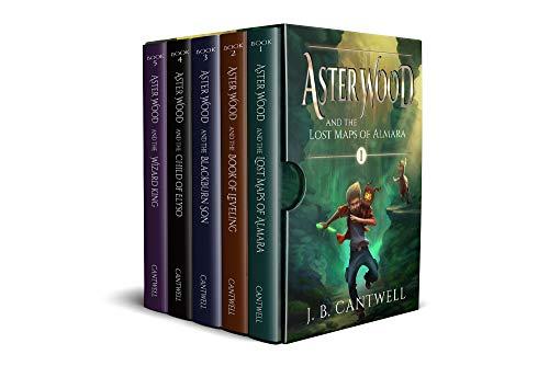 Aster Wood Fantasy Bundle: Books 1-5
