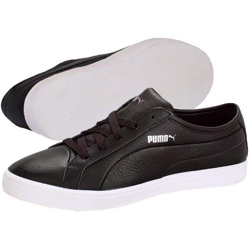 Puma, Sneaker donna nero nero