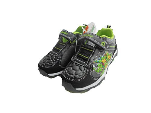 (Nickelodeon Teenage Ninja Mutant Turtles Boys Sneaker Shoe (7 M US Toddler))