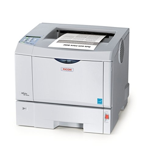 Amazon.com: Ricoh Aficio 31 PPM Monochrome Printer (SP 4100N ...