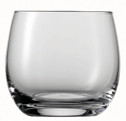 Schott Zwiesel Tritan Crystal Glass Banquet Barware Collection Old Fashioned/Whisky Cocktail Glass, 13-1/2-Ounce, Set of (Banquet Goblet Glass)