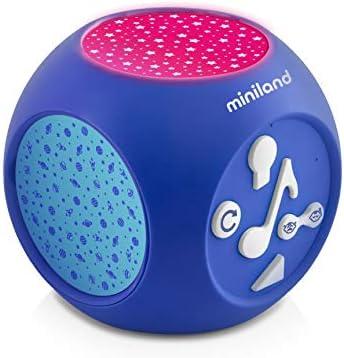Dreamcube – Proyector musical para bebé con melodías y activación ...