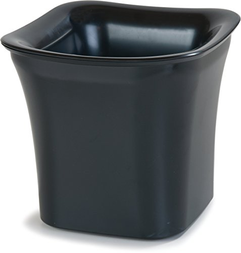 Carlisle CM140103 Coldmaster Insulated Flared Square Cold Crock, 2 Quart, Black by Carlisle (Image #7)