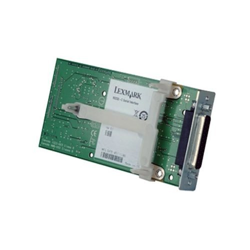 LEXMARK 14F0100 SERIAL INTERFACE RS-232C by Lexmark
