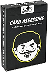 Card Assassins: A Party Game Without Safe Words