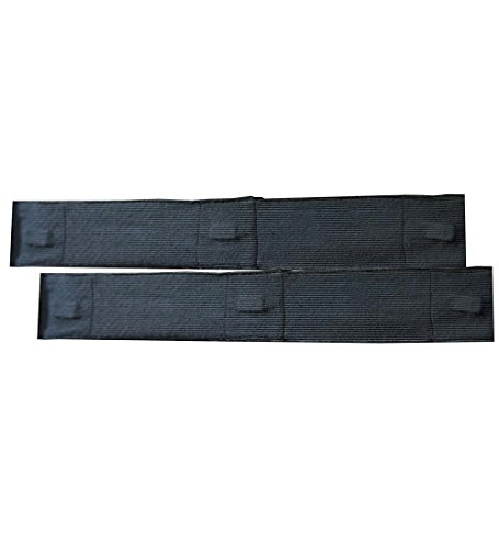 fireplace magnetic vent covers - 2