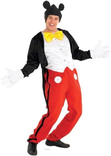 Mickey Mouse - disfraces para adultos: Amazon.es: Juguetes y juegos