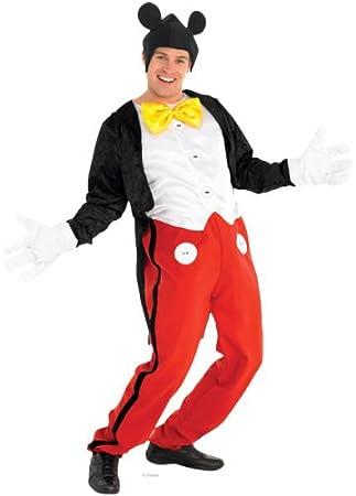 Mickey Mouse - disfraces para adultos: Amazon.es: Juguetes y ...