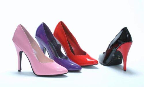 Dress Shoes 8220 Red Black Women's amp; Ellie Pump ptwRq