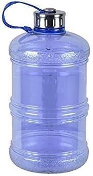 Botella de agua de plástico de 3 litros sin BPA, reutilizable ...
