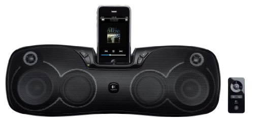 Logitech S715i Portable 30-Pin iPod/iPhone Speaker Dock (Discontinued by Manufacturer) by Logitech