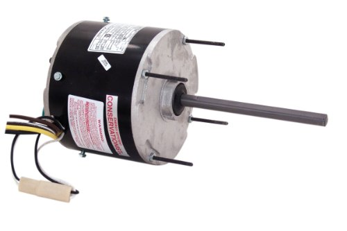 A.O. Smith F1026SB 1/4 HP, 1075 RPM, 1075 volts, 1.4 Amps, 48Y Frame, Ball Bearing Condenser Motor