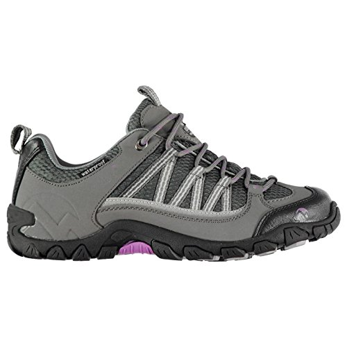 Zapatos Para Carbón Impermeable Gelert Rocky Mujers Caminar UwHPtf