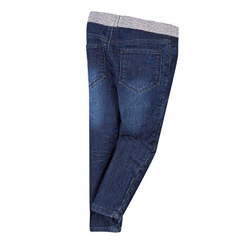 Absorba Boutique Mini, Jeans para Niñas Azul (Marine 04)