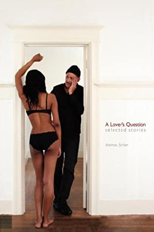book cover of A Lover\'s Question