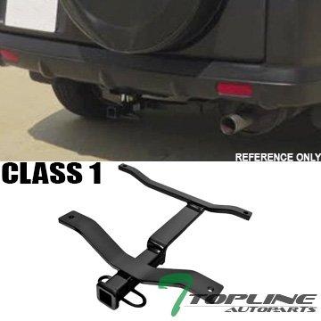TOPLINE Autopartクラス1 I Trailer Hitch牽引用マウントレシーバーユーティリティ牽引キット1.25