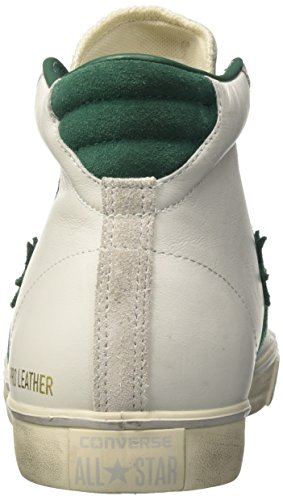 mouse Converse 158930c a Alto Dust green Collo white A Sneaker Bianco Uomo Prx7pPS