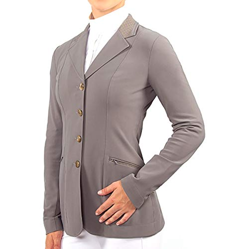 RJ Classics Ladies Galway Extreme Hunt Coat (Silver Birch, 6R)
