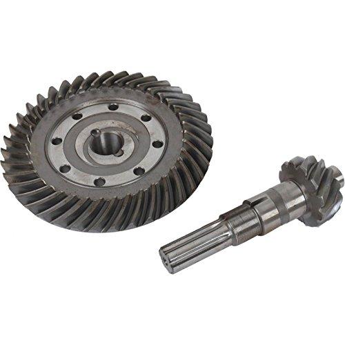 MACs Auto Parts 32-91699 Ring & Pinion Gear Set - 3.25 To 1 Ratio - 6 Spline