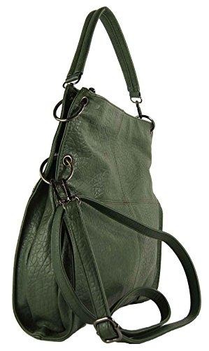 para Verde mujer hombro Bolso al CASAdiNOVA 8nvxaCq