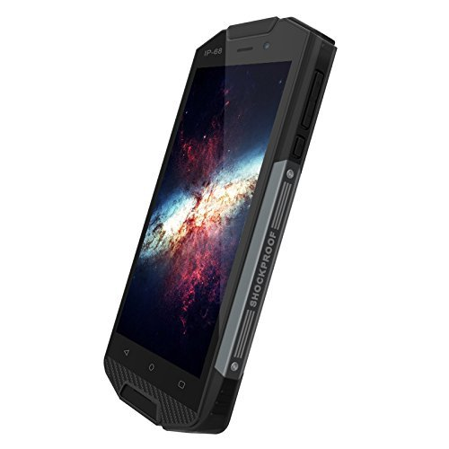 Sudroid 5 inch 4G Android 6.0 Rugged Smartphone waterproof I