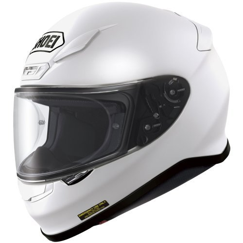 Shoei RF-1200 White Full Face Helmet - Large