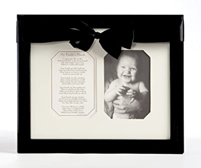 The Grandparent Gift Co. Photo Frame, My Daddy's Hands by The Grandparent Gift Co.