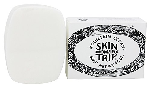 Mountain Ocean - Skin Trip Coconut Bar Soap - 4.5 oz.(Pack of 6)