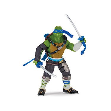 Las Tortugas Ninja 2 : Desde las Sombras - Leonardo - Figura ...
