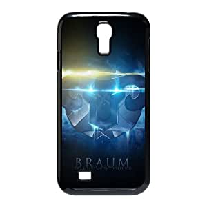 games Braum Logo LOL Samsung Galaxy S4 9500 Cell Phone Case Black 91INA91481467
