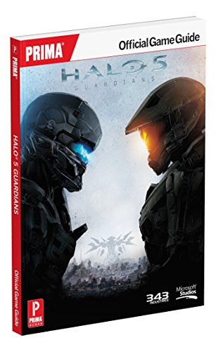 Edition Game Guide (Halo 5: Guardians Standard Edition Strategy Guide: Prima Official Game Guide)