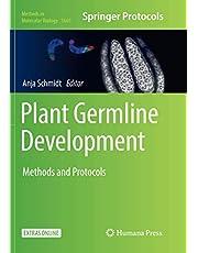 Plant Germline Development: Methods and Protocols