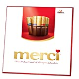 MERCI Finest Assortment of European Chocolate Candy, 7 Ounce Box,...