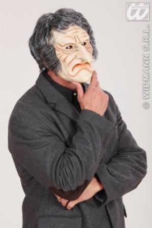 Foam Latex Masks - Creepy Old Man Foam Latex Masks Eyemasks & Disguises For (Foam Latex Mask)