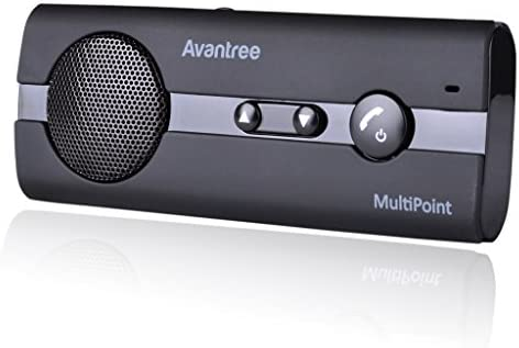 Avantree Kit de Altavoces Manos libres Coche Automóvil Bluetooth ...