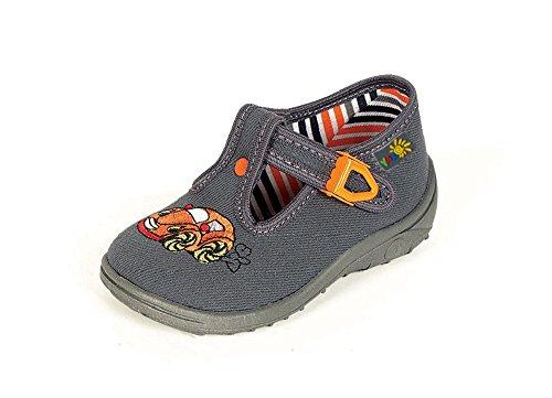 Yaro - Zapatillas de casa Niños Gris - gris