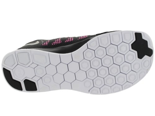 mode white metallic Silver Nike 0 Black garçon Gs 5 pink Noir Free Baskets Glow qwwUzXO