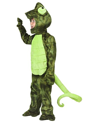 Toddler Chameleon Costume 2T Green