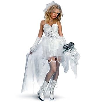 Brautkleid Kostã¼M | Poppiges Brautkleid Kostum Amazon De Spielzeug