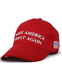 Make America Great Again Donald Trump Slogan with USA...