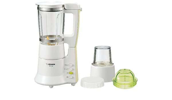 Mixer BM-RS08-GA with ZOJIRUSHI Green Mill [Kitchen] (japan import ...