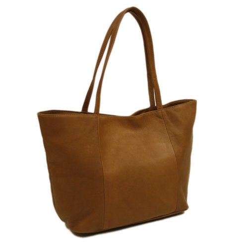 piel-leather-tote-saddle-one-size