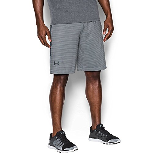 "Under Armour UA Raid Printed 10"" XXL Steel"