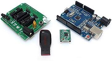 Ciclop - Escáner 3D de código abierto para escritorio, kit básico ...