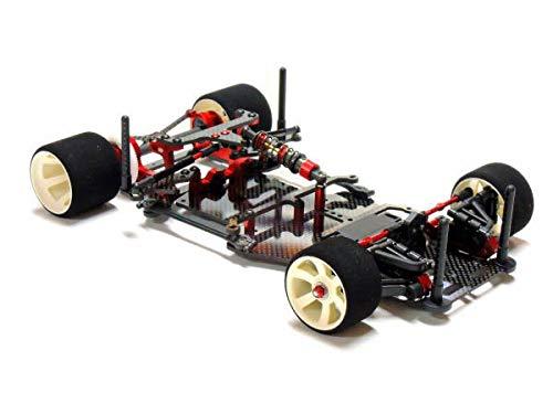 百戦錬磨WR 1/12レーシングカーキット #HY-12WR