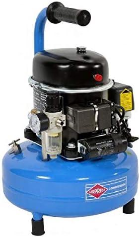 Airpress Druckluft Kompressor L 6 45 Leise 40db 8 Bar 6 Liter 0 3 Ps Profi Baumarkt