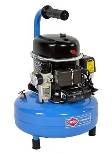 BRSF33 Impresión Compresor De Aire | L 6 - 45 Silencioso | 40dB, 8 bares, 6 litros | 0,3 PS | profesional: Amazon.es: Bricolaje y herramientas